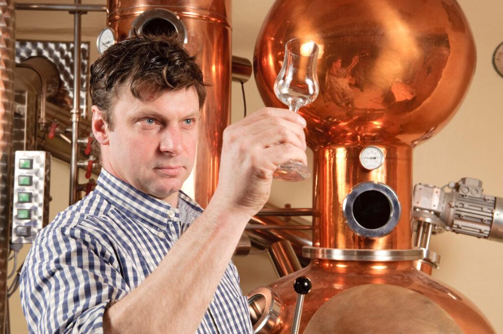 Finding A Distiller