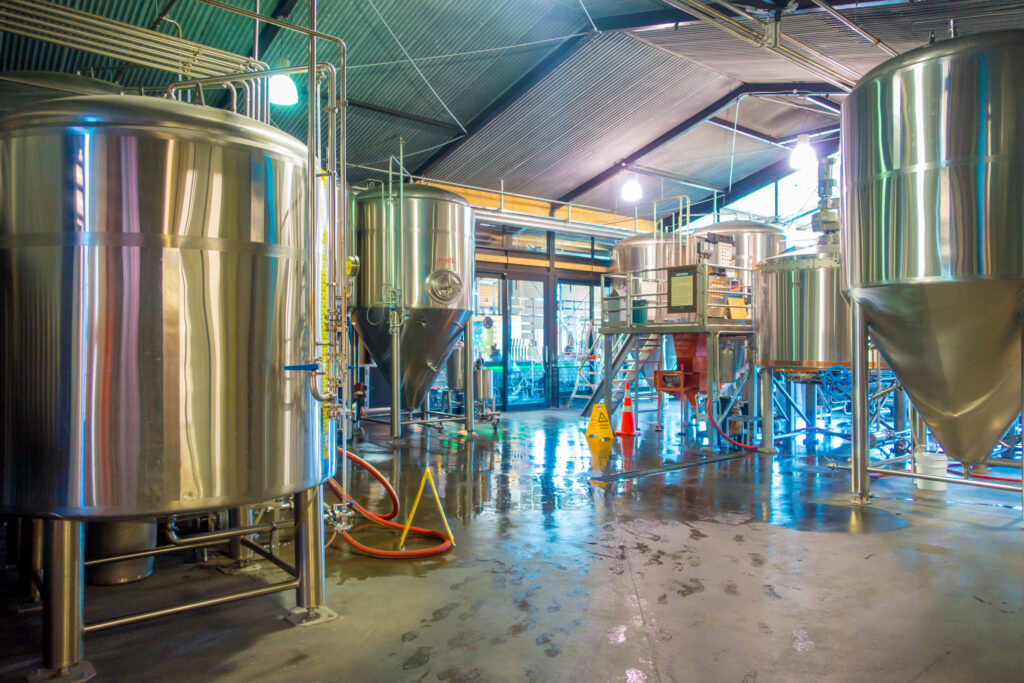 Lessons for the Start-Up Brewery