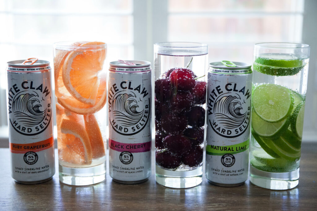 A Clear Alternative:  The How and Why of Hard Seltzer