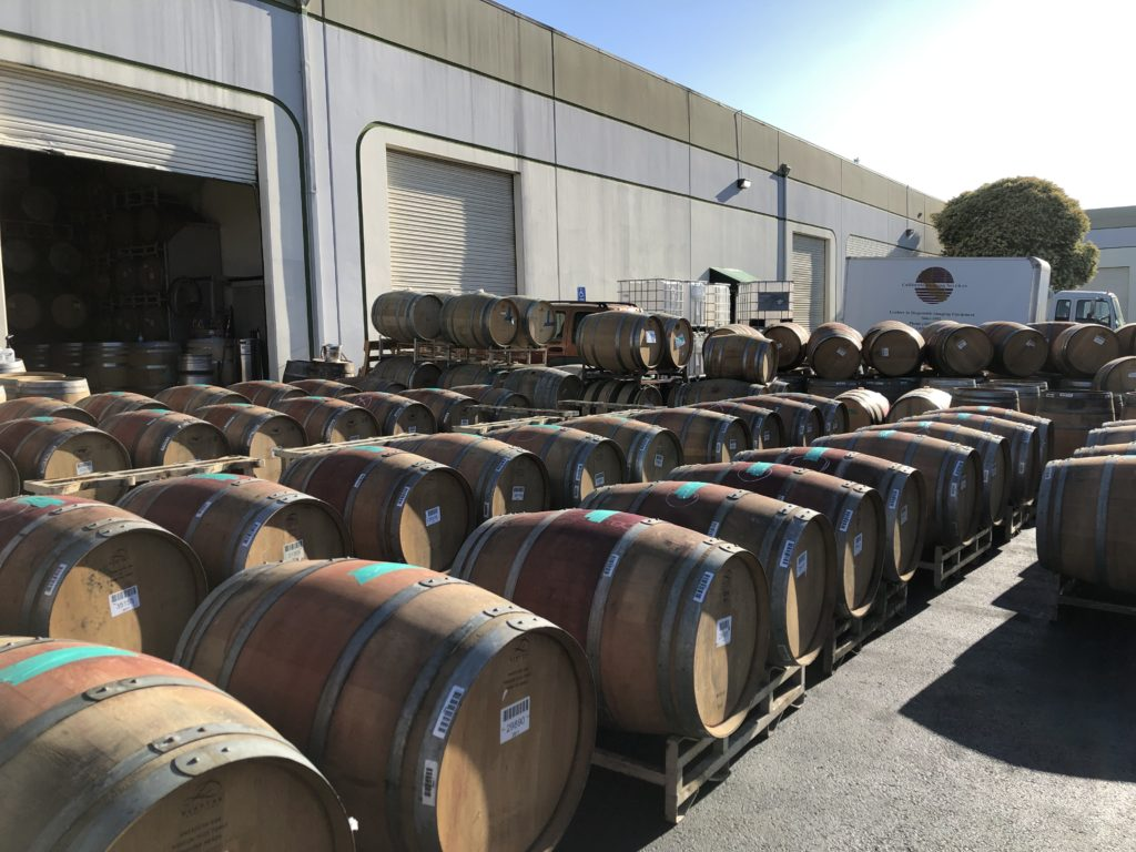 Finishing and Aging Options Evolve with Booming Secondary Barrel Market