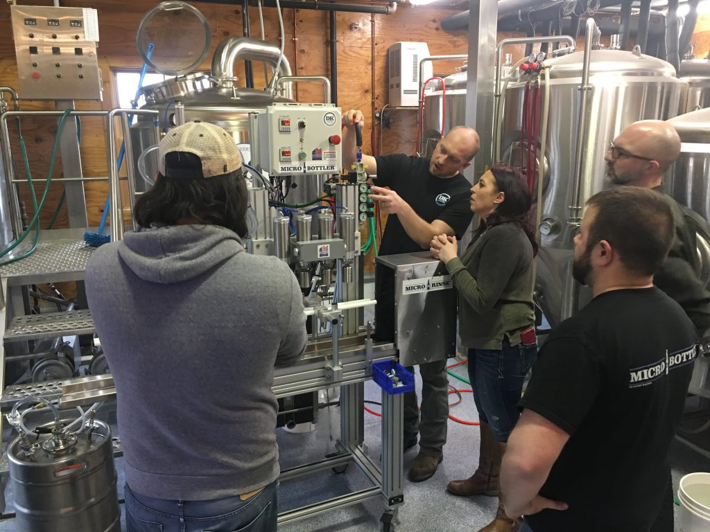 Innovative Bottling Systems Allow Craft Brewers to Adjust to Trends