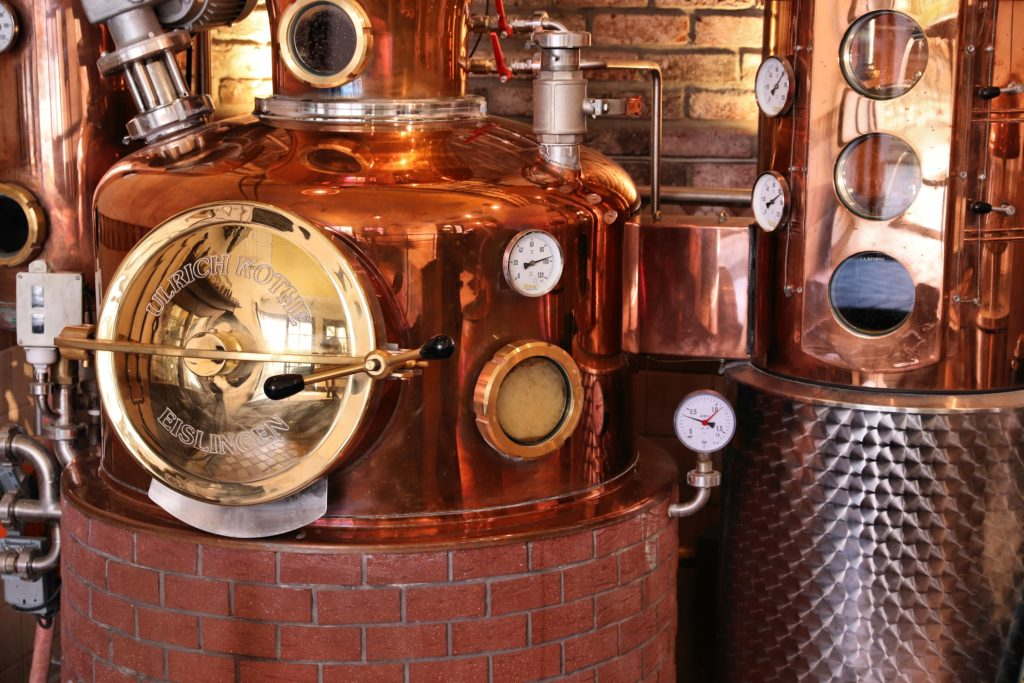 The Best Tanks and  Tank Systems for Distilleries