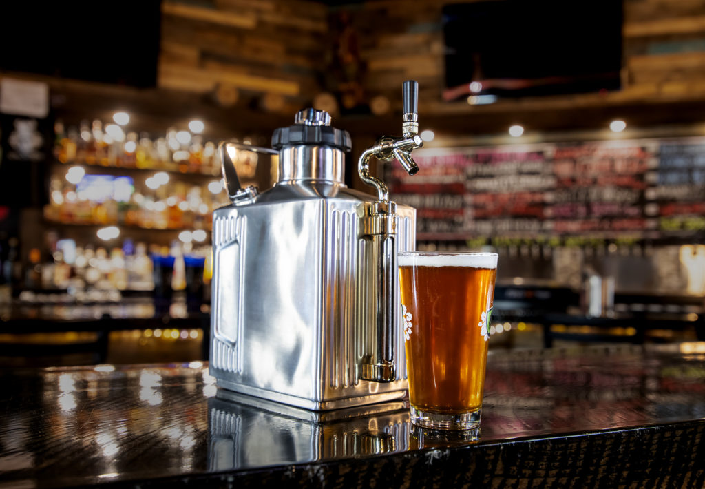 Special Considerations and Latest Innovations for Growlers & Kegs