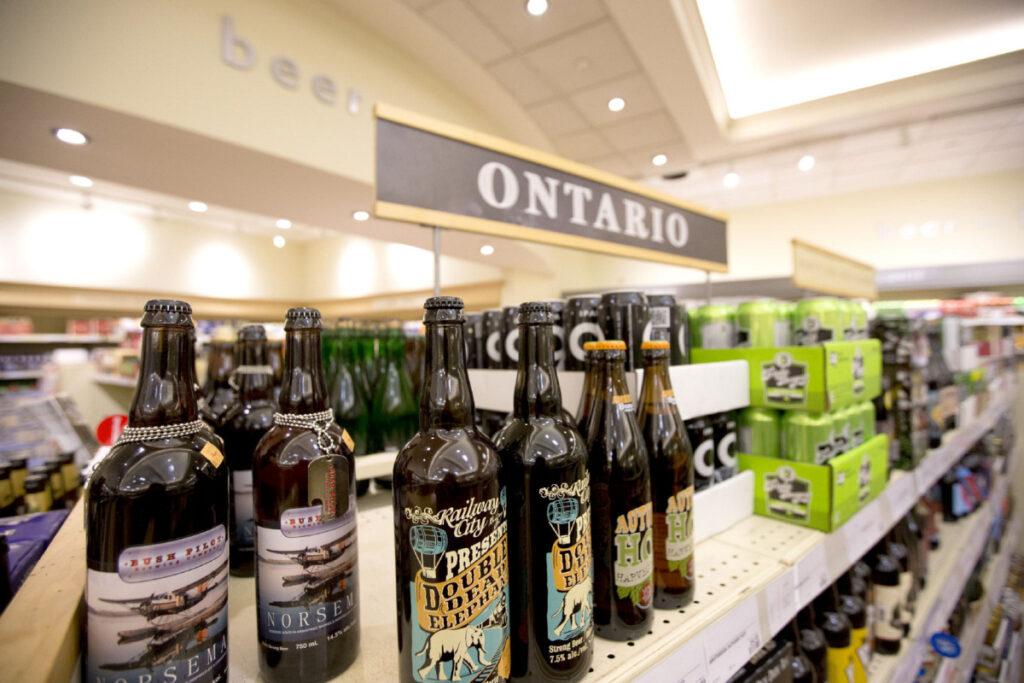 Ontario's Strict Liquor Laws