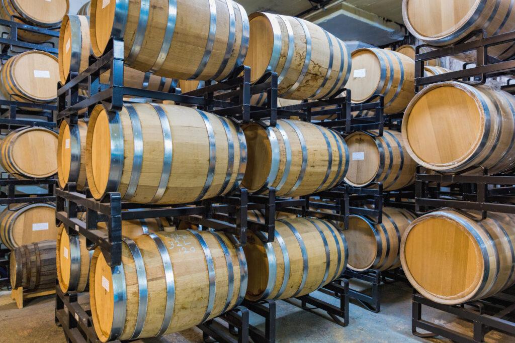 Barrels & Racking: