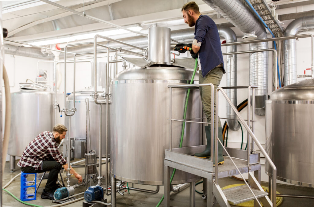 Brewery Pumps: Boosting Productivity & Lowering the Bottom Line
