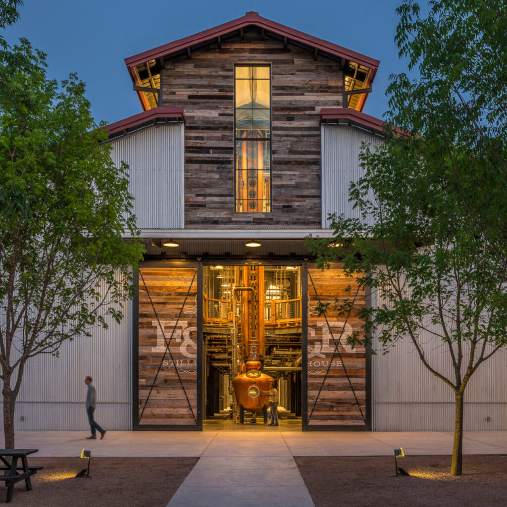 Trends in Distillery Building and Design: