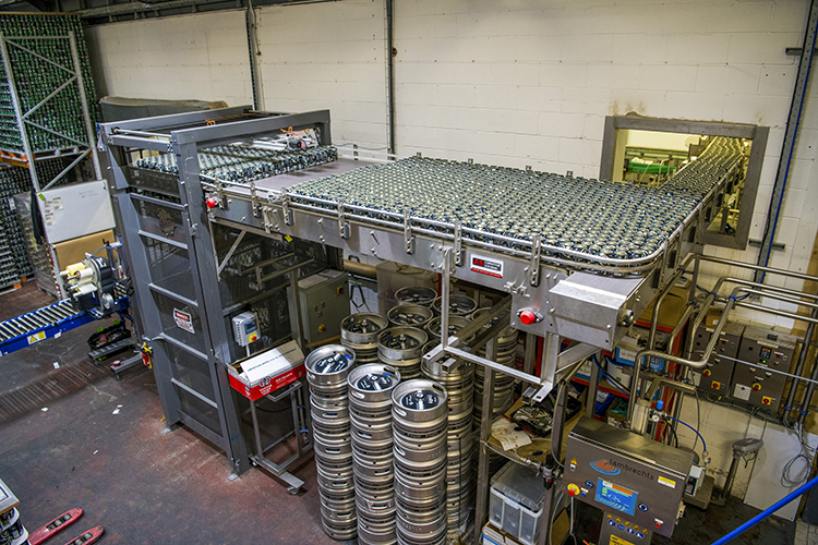 Precision in Canning and Bottling Craft Beer