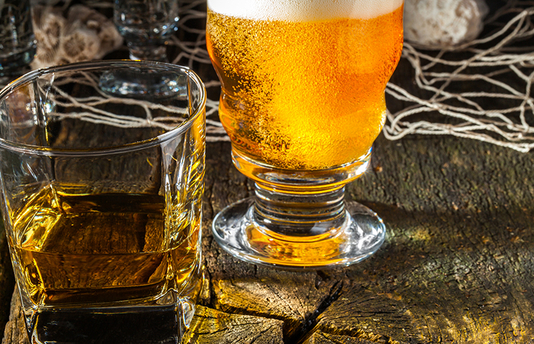Exploring the Intersection of Beer and Whiskey